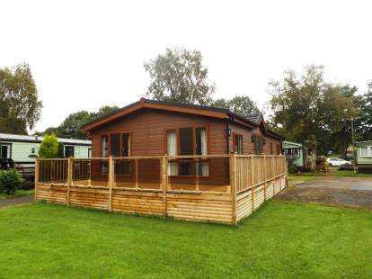 2 Bedrooms Mobile Home for sale in Sedburgh, Cumbria, United Kingdom, LA10