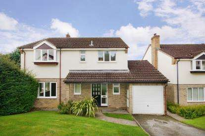 4 Bedrooms Detached House for sale in Jays Mead, Wotton-Under-Edge, Gloucestershire, .