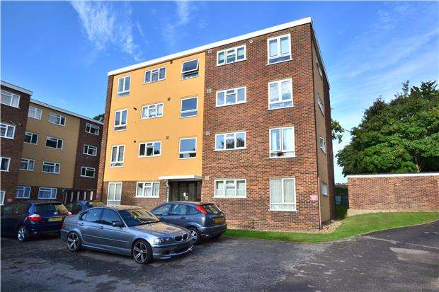 2 Bedrooms Flat for sale in Burns Court, Park Hill Road, WALLINGTON, Surrey, SM6 0SF