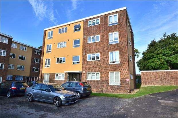 2 Bedrooms Flat for sale in Burns Court, Park Hill Road, WALLINGTON, Surrey, SM6 0SF