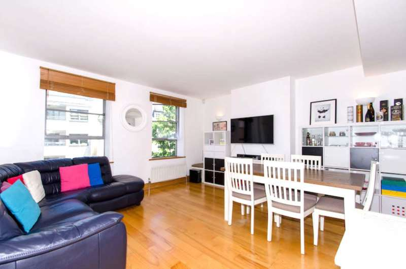 2 Bedrooms Flat for sale in Farm Lane, Fulham
