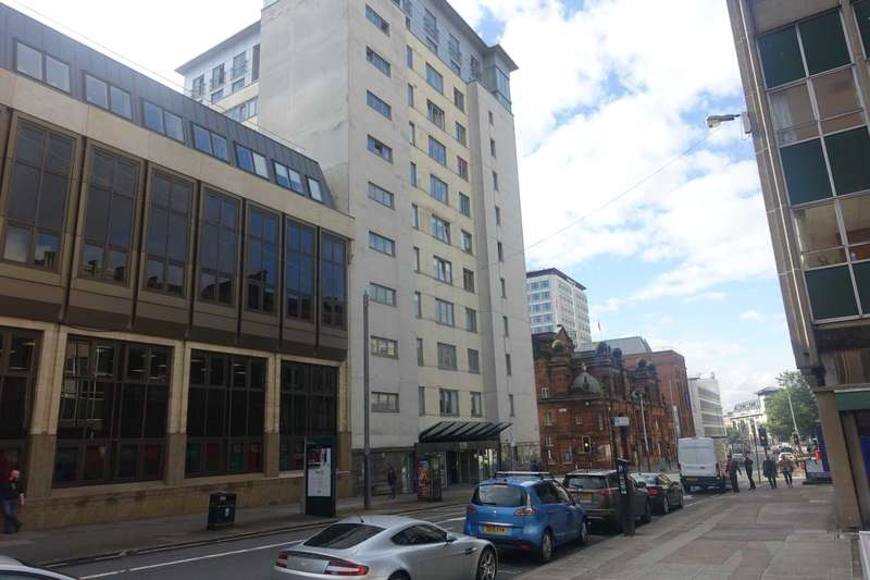 2 Bedrooms Flat for rent in Bath Street (, City Centre