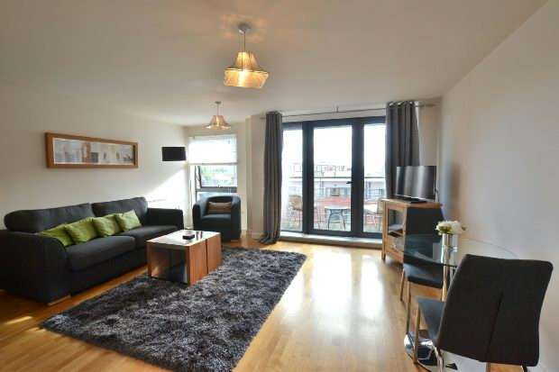 1 Bedroom Apartment Flat for sale in Manhattan Place, Madison Square, Duke Street, Liverpool