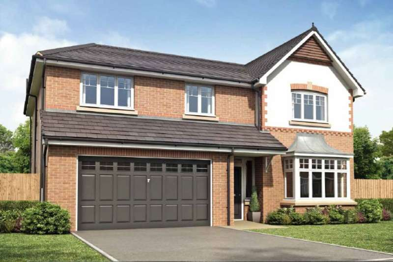 5 Bedrooms Detached House for sale in Hoyles Lane, Cottam, Preston, PR4