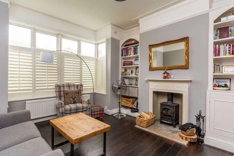 1 Bedroom Flat for sale in Windmill Road, Ealing, W5