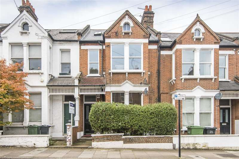 2 Bedrooms Flat for sale in Killyon Road, London, SW8