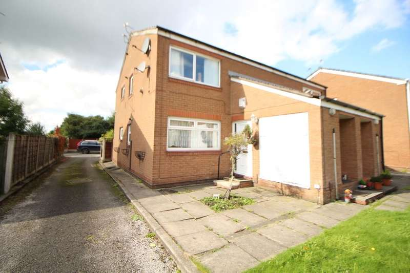 2 Bedrooms Flat for sale in City Avenue, Denton, Manchester, M34
