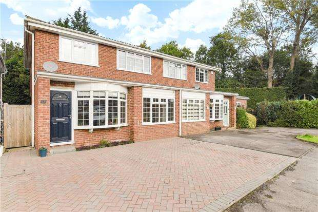 3 Bedrooms Semi Detached House for sale in St. Marys Road, Sindlesham, Wokingham