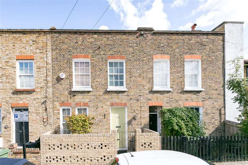 3 Bedrooms Terraced House for sale in Lyham Road, London, SW2