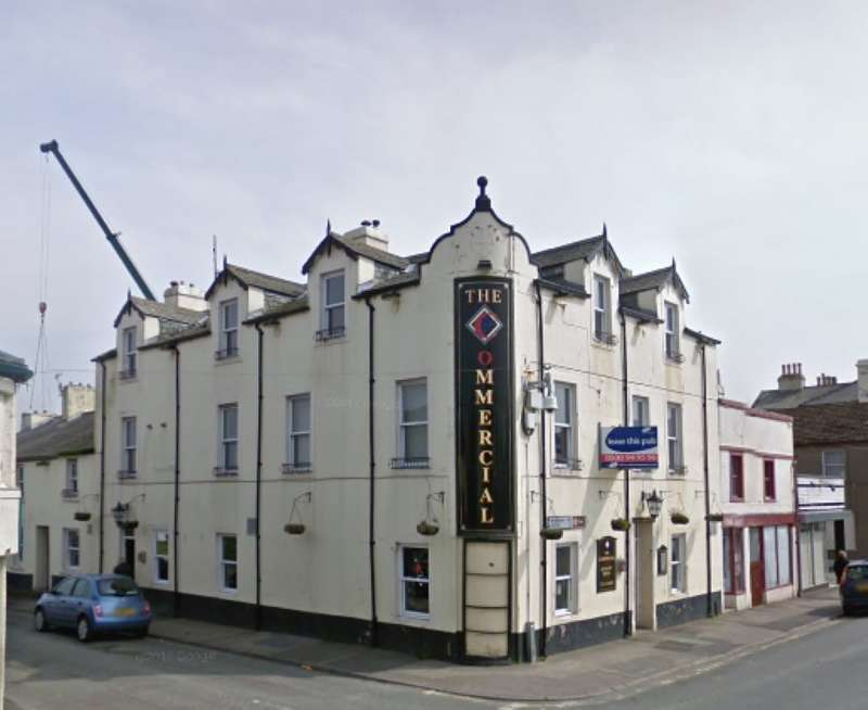 Commercial Property for sale in The Commercial, High Street, Cleator Moor, Cumbria, CA25 5AH