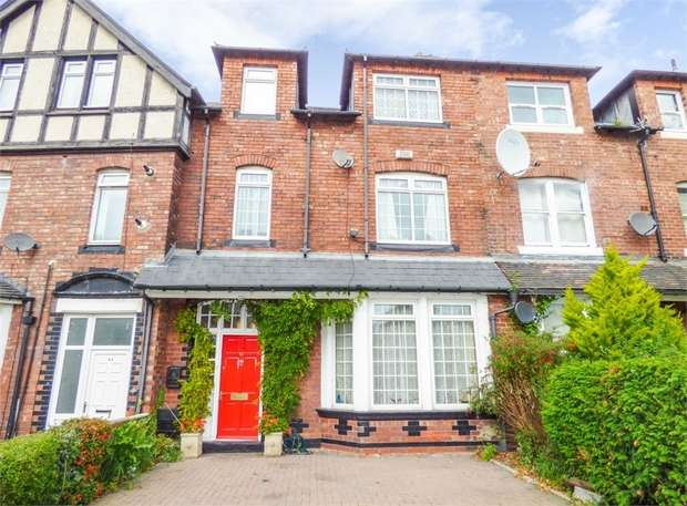 6 Bedrooms Terraced House for sale in Clairville Road, Middlesbrough, North Yorkshire