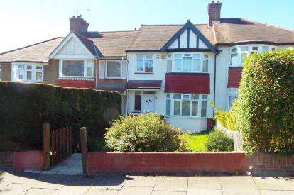 3 Bedrooms Terraced House for sale in Linden Way, Southgate, London