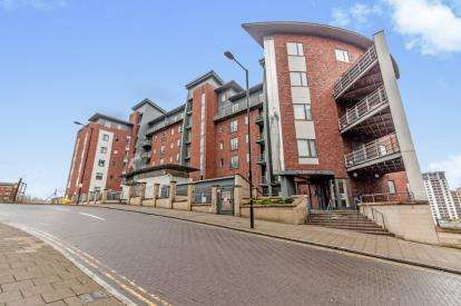 2 Bedrooms Flat for sale in St. Anns Quay, 126 Quayside, Newcastle Upon Tyne, Tyne and Wear, NE1