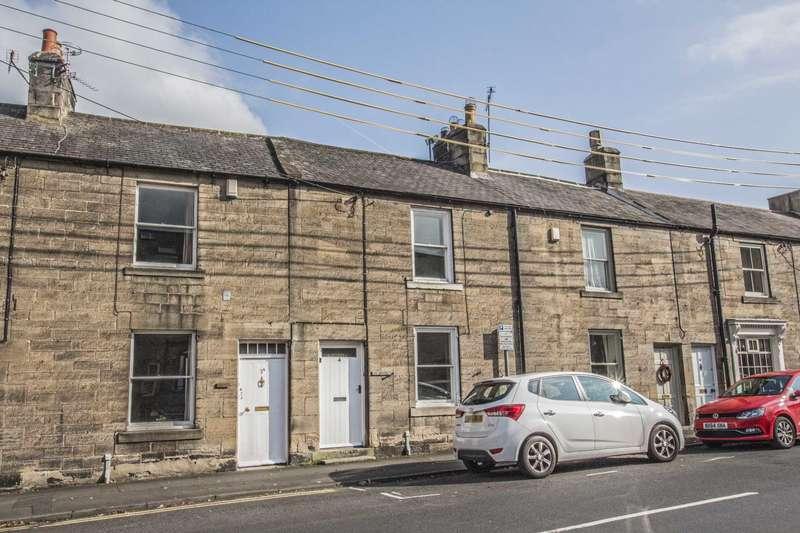 2 Bedrooms Terraced House for sale in Watling Street, Corbridge
