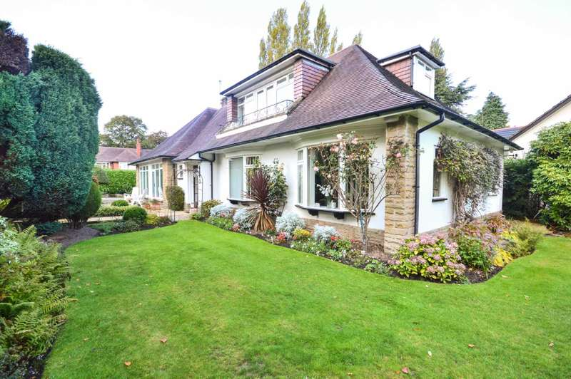 4 Bedrooms Detached House for sale in BROADWAY, Bramhall