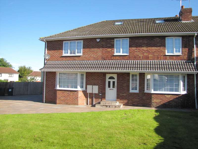 6 Bedrooms Semi Detached House for sale in North Street, New Edlington