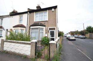2 Bedrooms End Of Terrace House for sale in Eglinton Road, Swanscombe, Kent