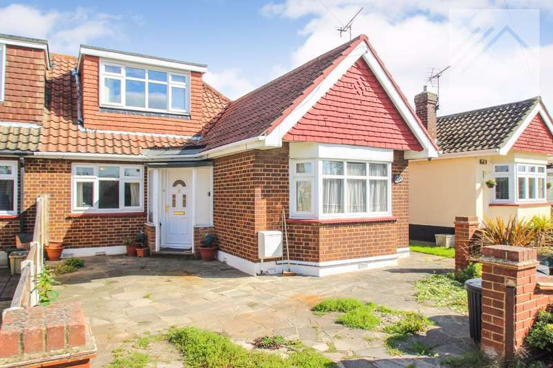 3 Bedrooms Semi Detached House for sale in Bramble Road, Canvey Island, - BIGGER THAN IT FIRST LOOKS