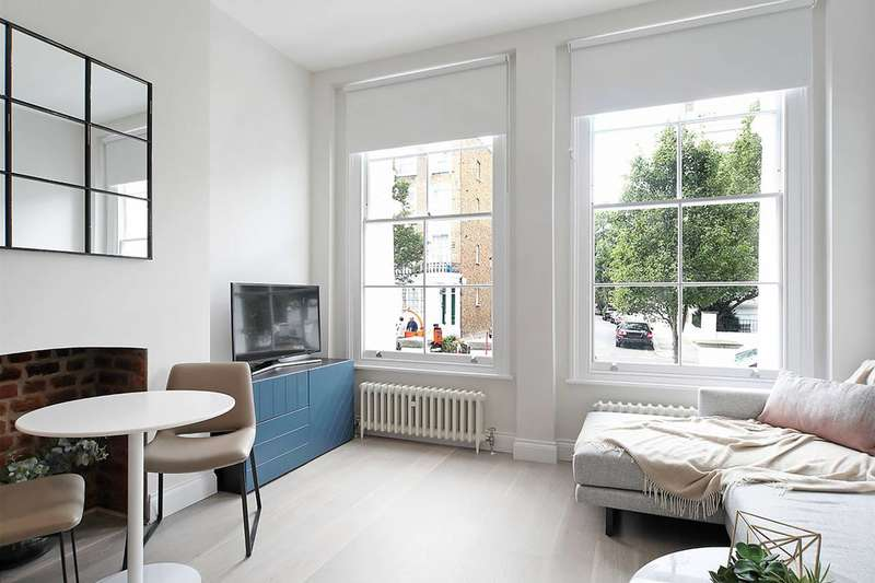 1 Bedroom Flat for sale in Ledbury Road, Notting Hill, W11