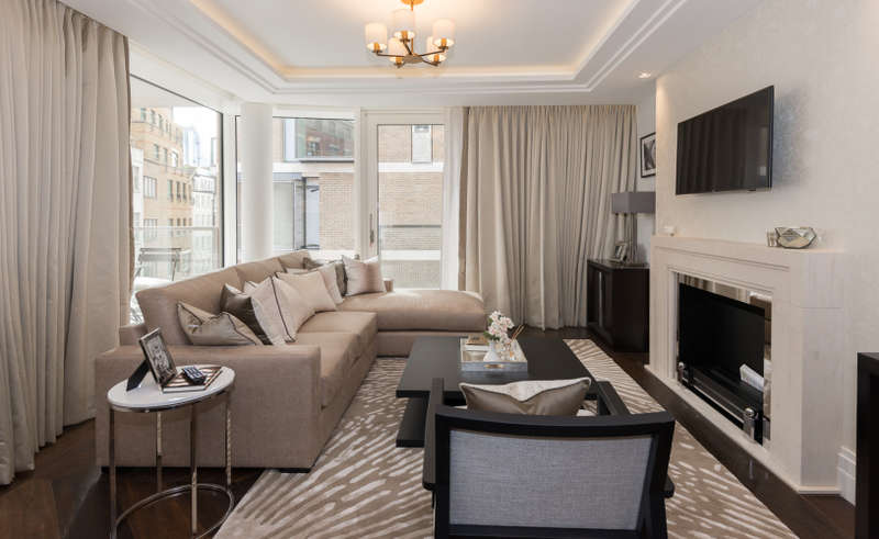 2 Bedrooms Apartment Flat for rent in Strand, Westminster, WC2R