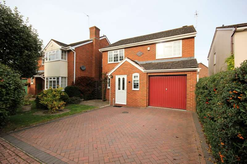 4 Bedrooms Detached House for sale in Stoneleigh Close, St Peters, Worcester, WR5