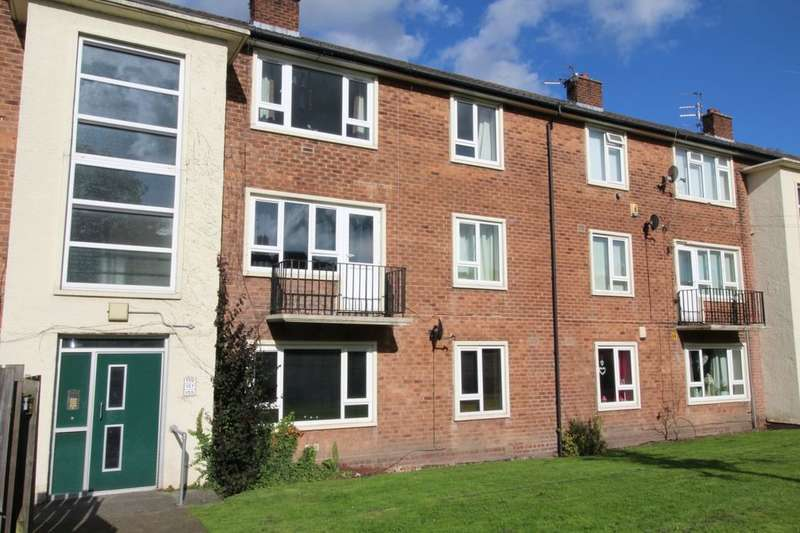 2 Bedrooms Flat for sale in Grange Avenue, Cheadle Hulme, Cheadle, SK8