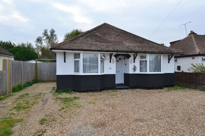 3 Bedrooms Detached Bungalow for sale in Goodwin Avenue, Swalecliffe, Whitstable