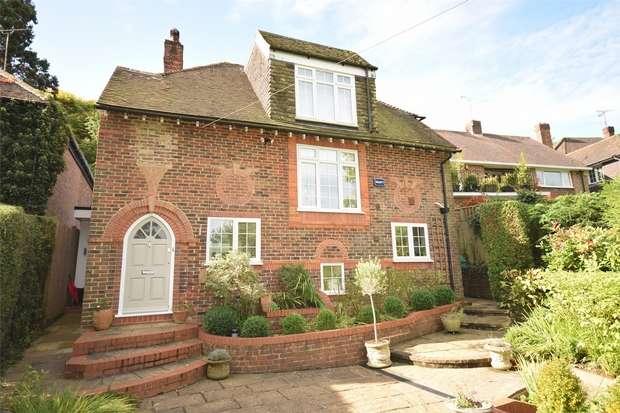 4 Bedrooms Detached House for sale in Oakhill Road, SEVENOAKS, Kent