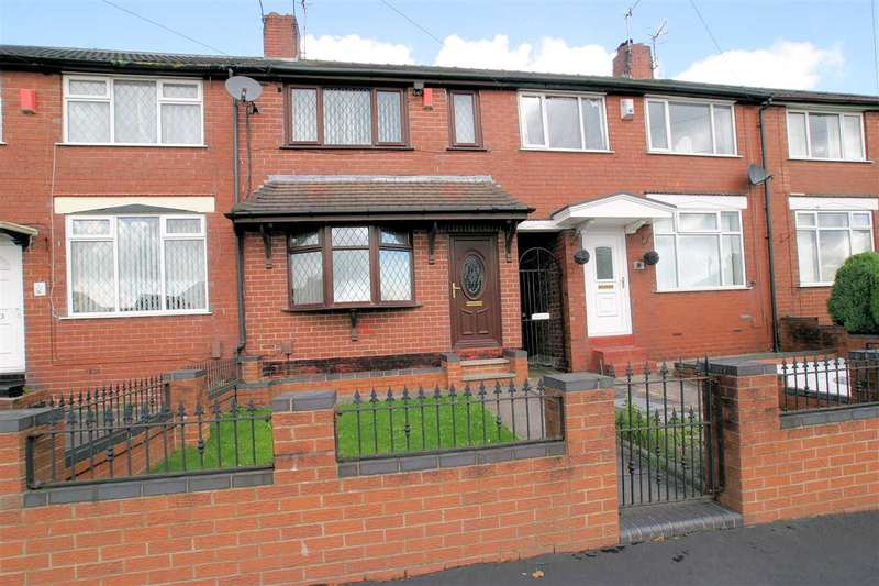 2 Bedrooms Town House for sale in Botany Bay Road, Stoke on Trent