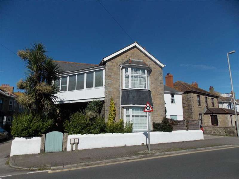 4 Bedrooms Detached House for sale in Godolphin Villa, Long Rock, Penzance