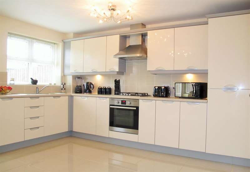 3 Bedrooms Semi Detached House for sale in Cherryfield Drive, Linthorpe, Middlesbrough, TS5 5QG