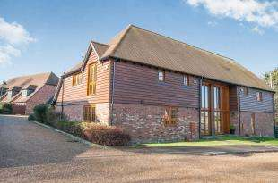 4 Bedrooms House for sale in Darland Farm, Capstone Road, Chatham, Kent