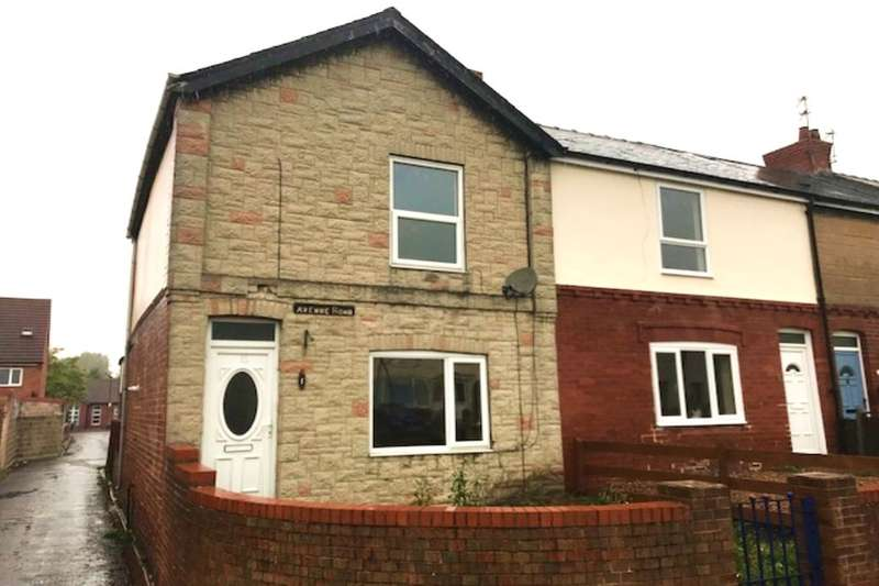 2 Bedrooms Property for sale in Avenue Road, Askern, Doncaster, DN6