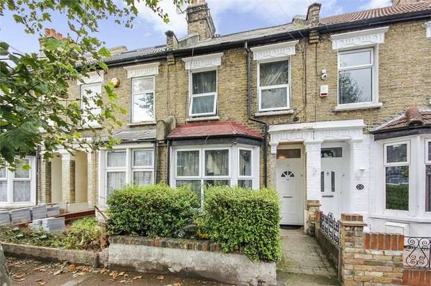 3 Bedrooms Terraced House for sale in Wolsey Avenue, London