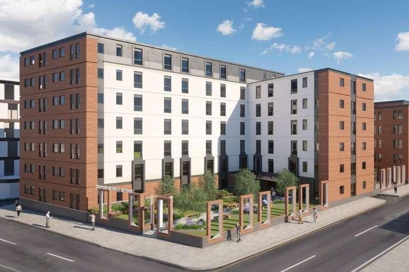1 Bedroom Flat for sale in Phoenix Place Iliad Street, Liverpool, L5