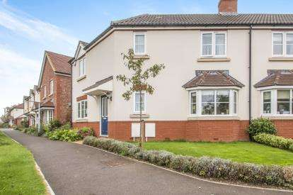 3 Bedrooms Semi Detached House for sale in Williton, Taunton, Somerset