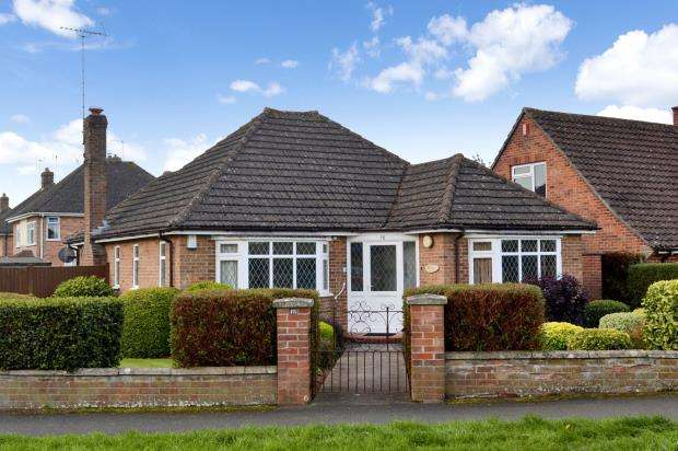 3 Bedrooms Detached Bungalow for sale in Corkscrew Lane, Taunton, Somerset