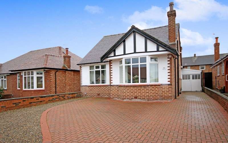 3 Bedrooms Detached Bungalow for sale in Radnor Drive, Churchtown, Southport