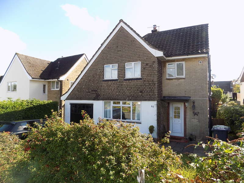 3 Bedrooms Detached House for sale in Ecclesbourne Drive, Buxton