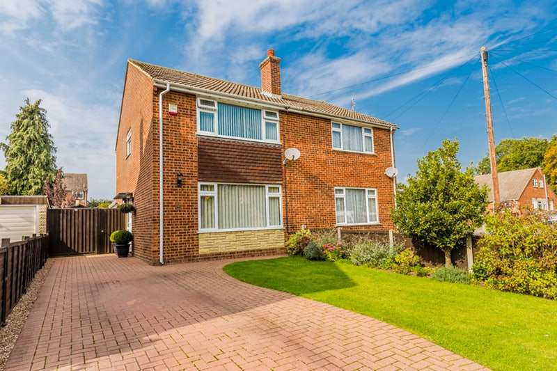 3 Bedrooms Semi Detached House for sale in Pleydell Crescent, Canterbury, Kent, CT2