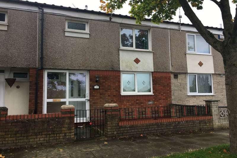 3 Bedrooms Property for sale in Langbar, Whiston, Prescot, L35