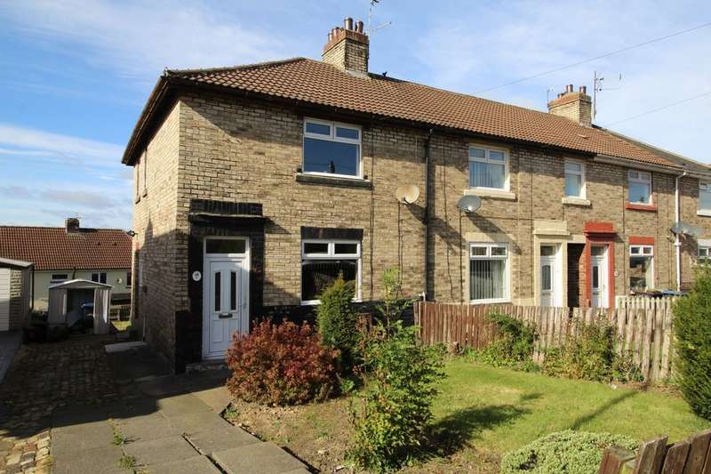 3 Bedrooms Terraced House for sale in Pemberton Avenue, Consett, DH8
