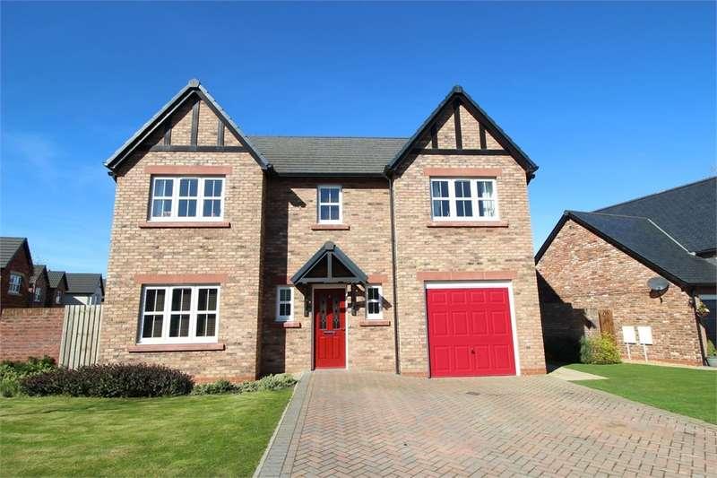 4 Bedrooms Detached House for sale in CA6 4EU Charlton Way, Crindledyke, Carlisle, Cumbria