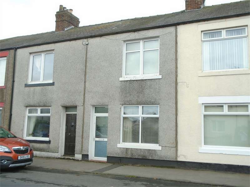 2 Bedrooms Terraced House for sale in CA7 4HN Golf Terrace, Silloth, Wigton, Cumbria