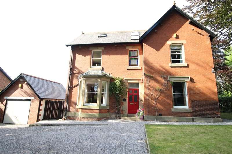 5 Bedrooms Detached House for sale in CA4 8BU Red House, Scotby Village, Scotby, Carlisle, Cumbria