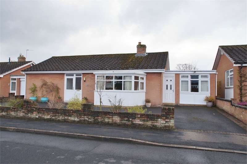 3 Bedrooms Detached Bungalow for sale in CA2 4UH Cawflands, Durdar, Carlisle, Cumbria