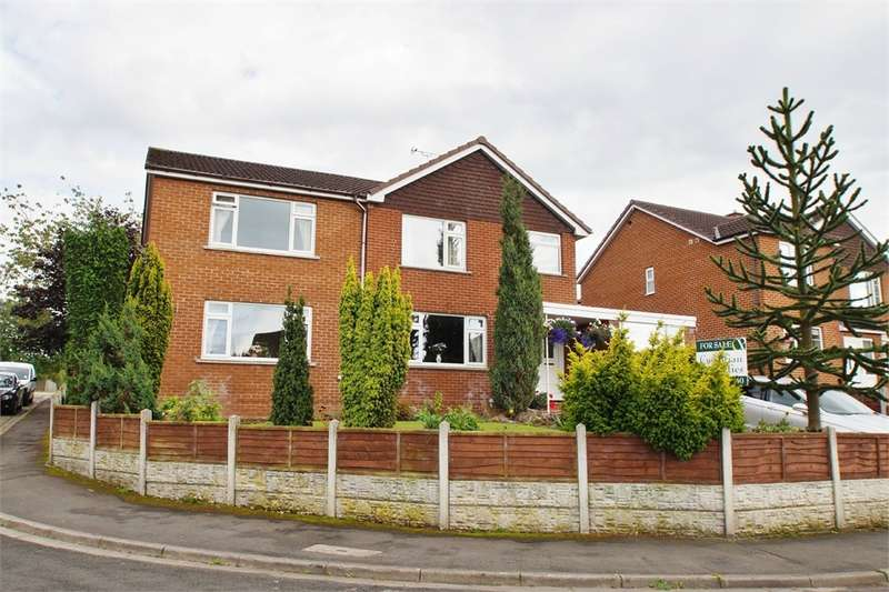 4 Bedrooms Detached House for sale in CA4 8QF Hurley Road, Little Corby, Carlisle, Cumbria