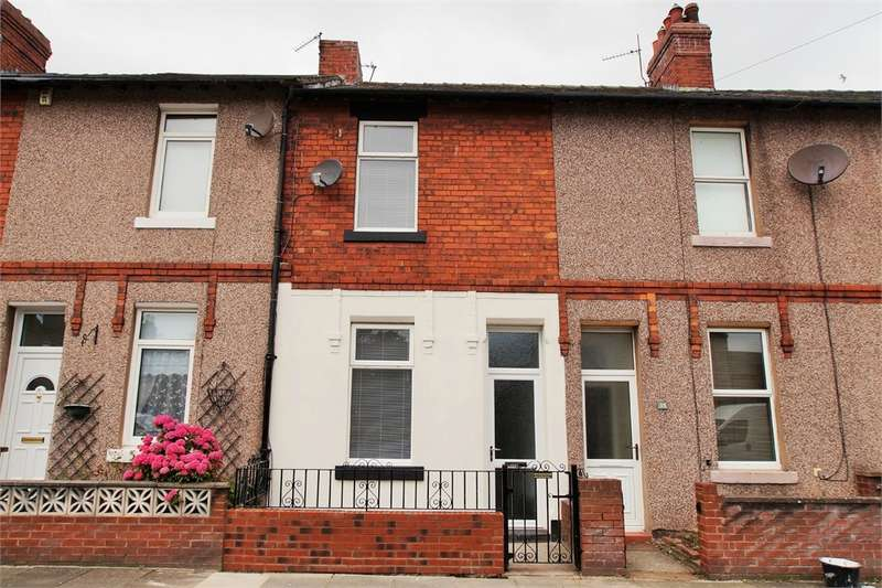 2 Bedrooms Terraced House for sale in CA1 2DR Adelaide Street, off Greystone Road, Carlisle, Cumbria