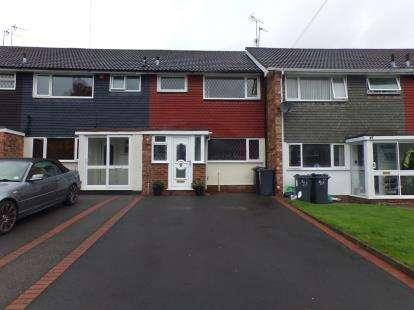 3 Bedrooms Terraced House for sale in Marie Drive, Birmingham, West Midlands