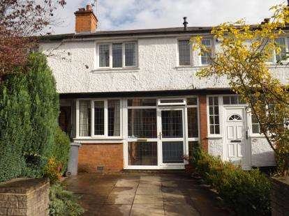 2 Bedrooms Terraced House for sale in Longmore Road, Shirley, Solihull, West Midlands